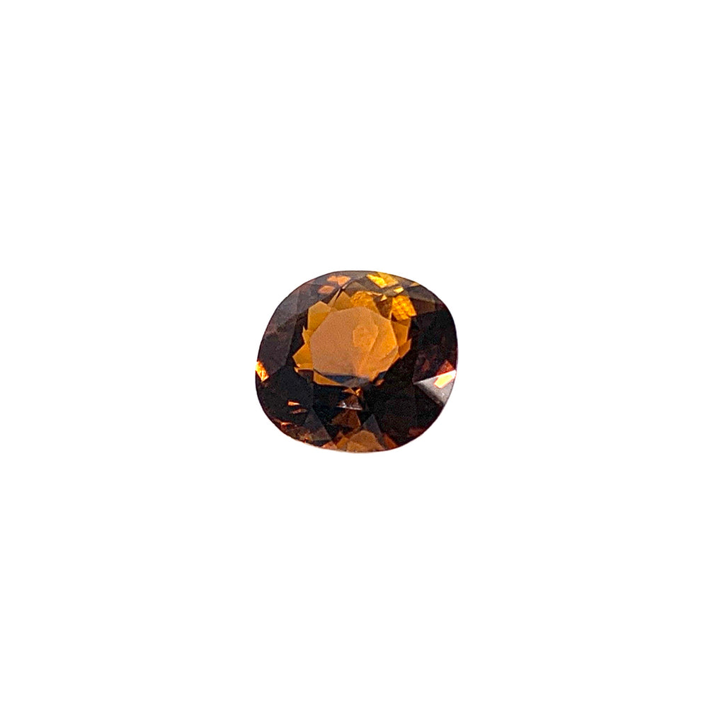 Natural Brown Tourmaline - 4.53 ct.
