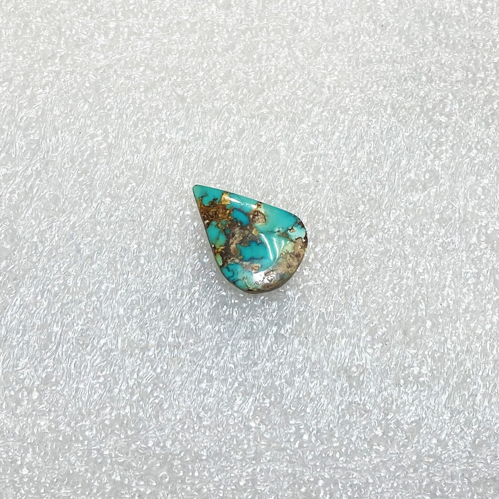 Natural Persian Turquoise - 9.67 Cts.