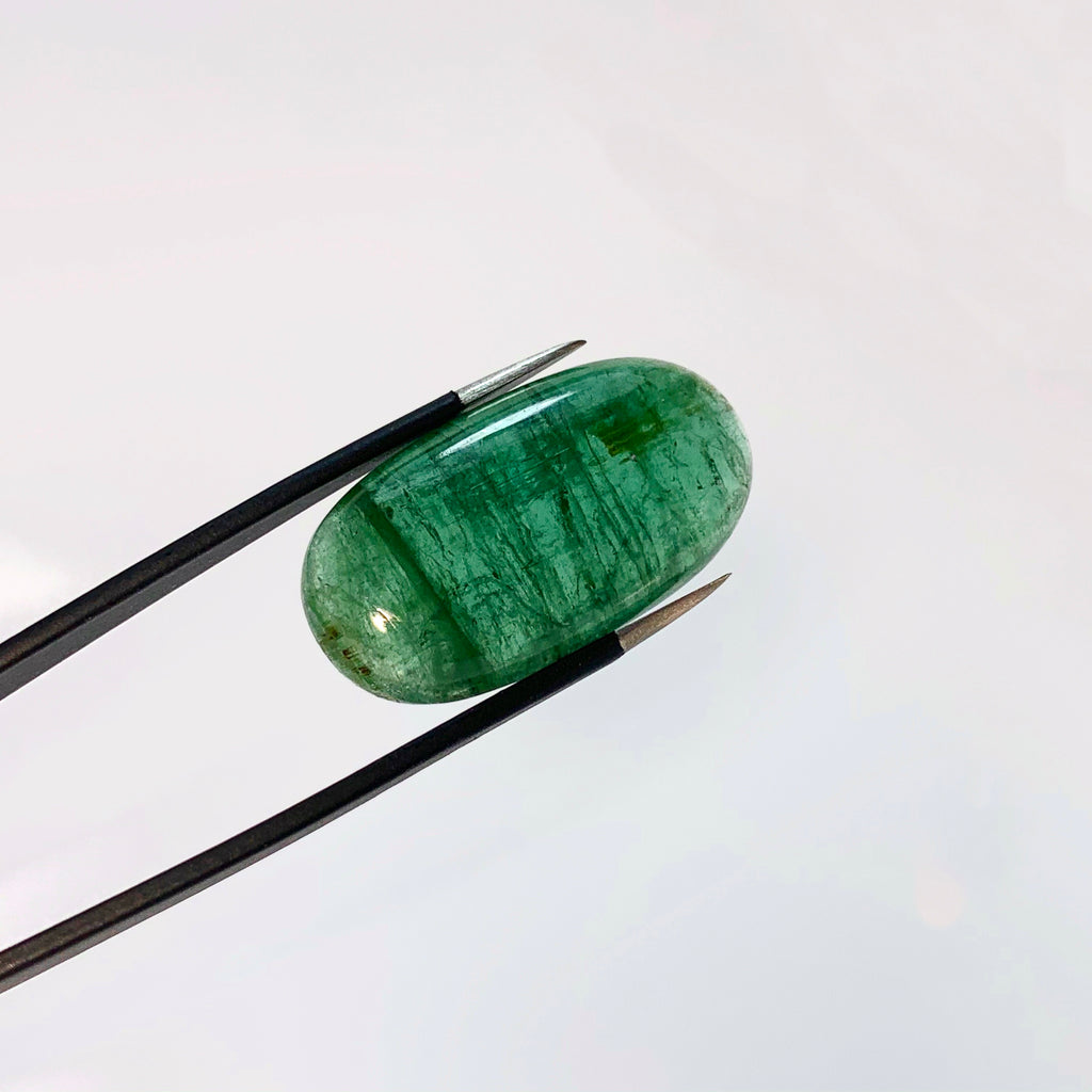 Natural Green Tourmaline - 16.98 ct.