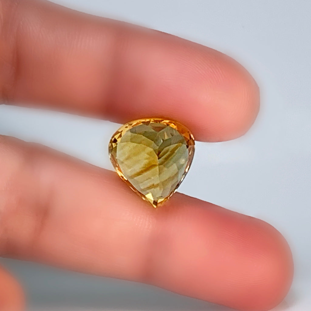 Natural Citrine - 10.40 ct.