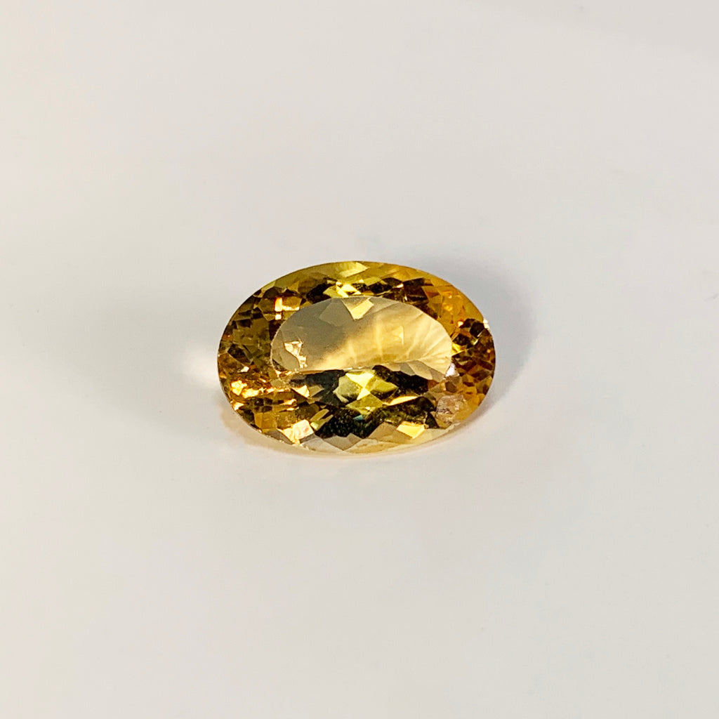 Natural Citrine - 8.78 ct.