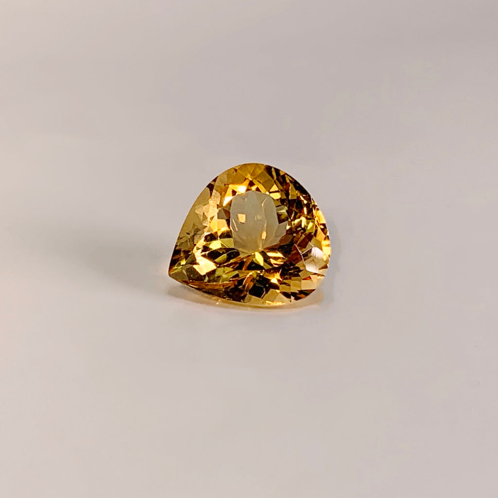 Natural Citrine - 12.40 ct.