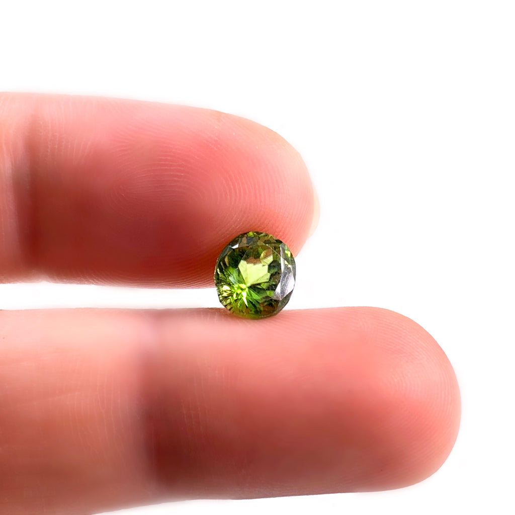 Natural Peridot - 2.09  ct.