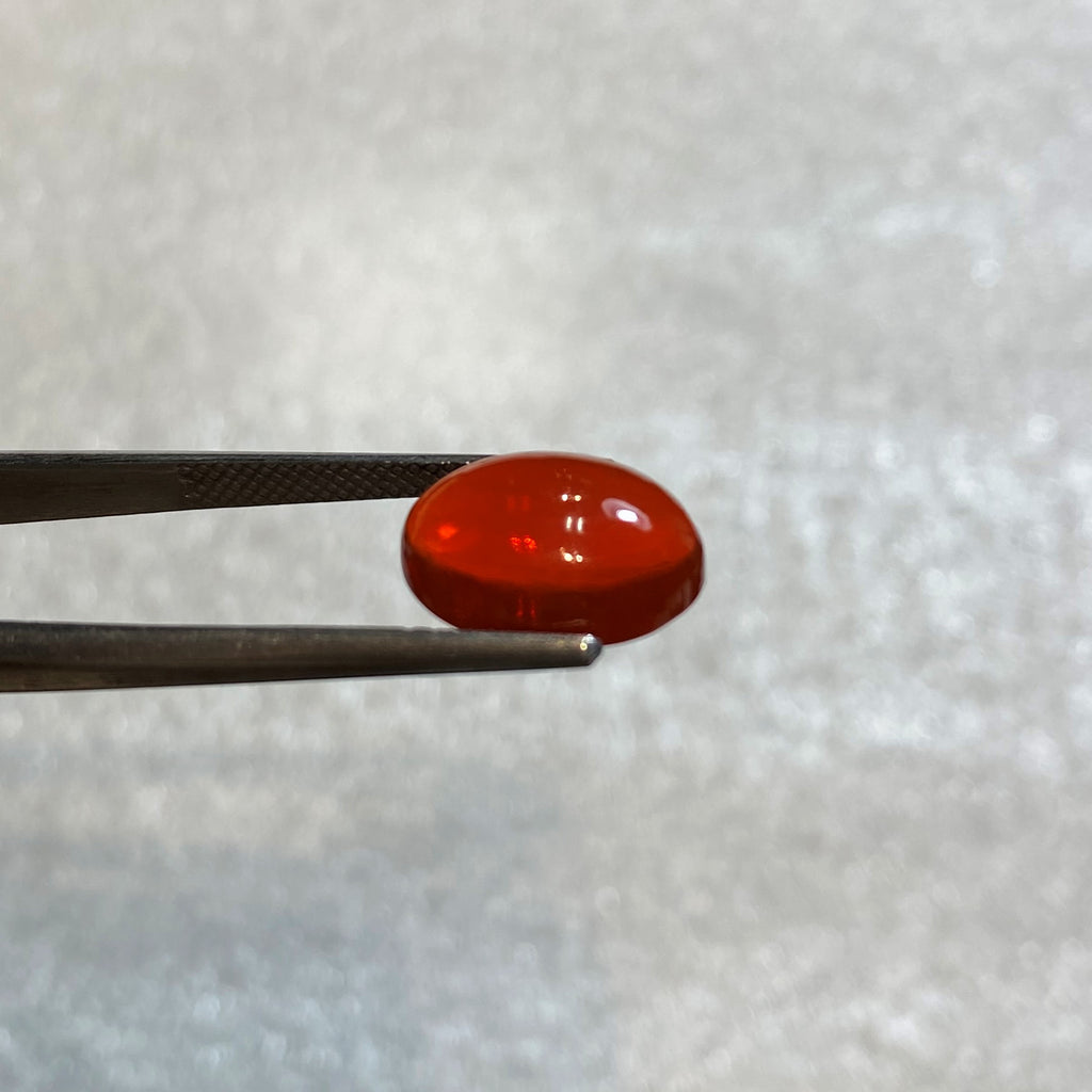 Natural Fire Opal - 3.51 Cts.