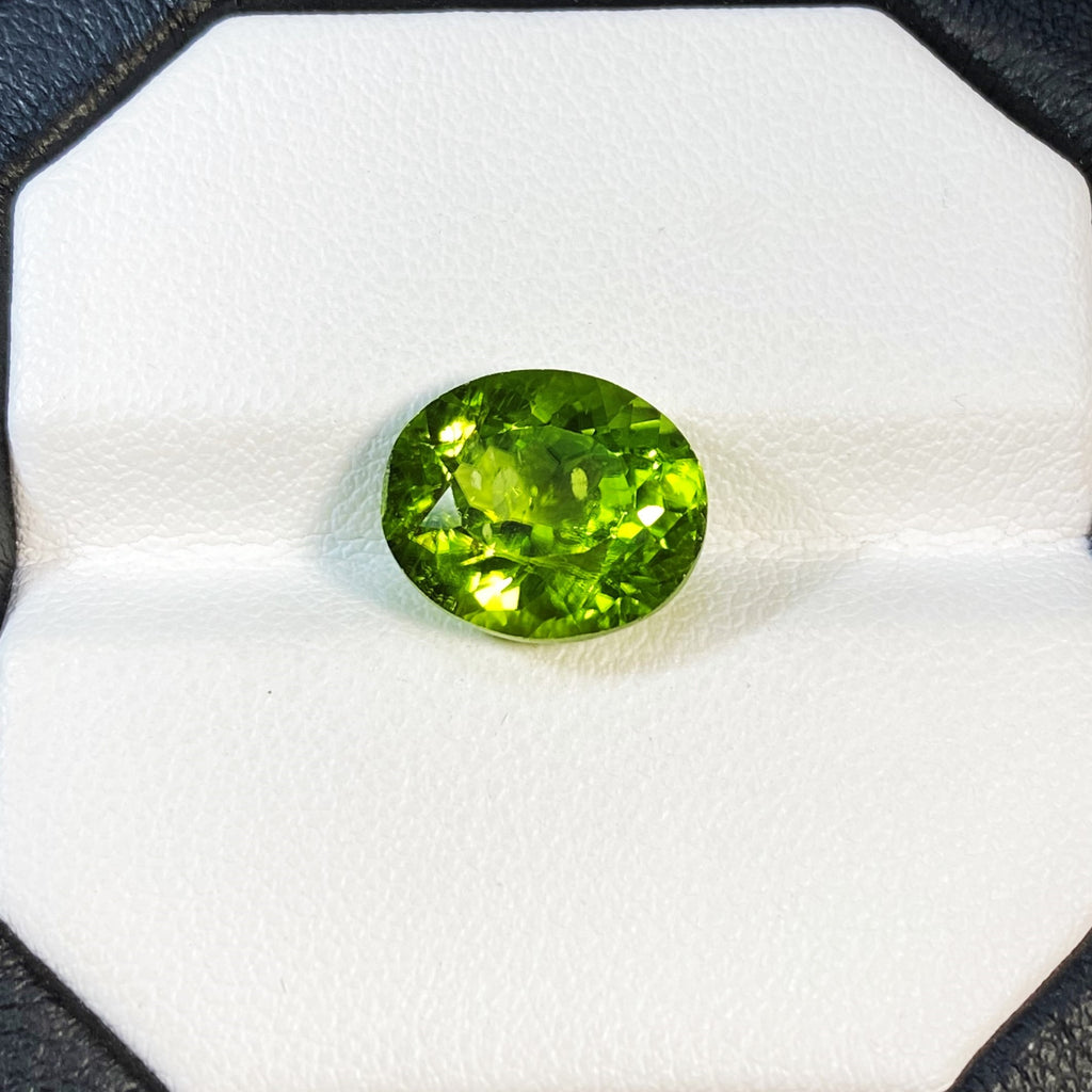 Natural Peridot - 5.72 ct.