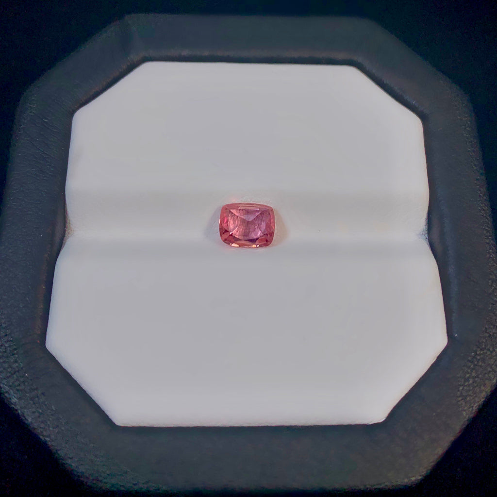 Unheated Padparadscha - 0.78 ct.