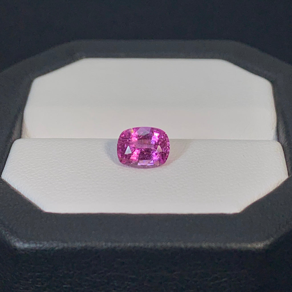 Pink Sapphire - 1.57 ct.