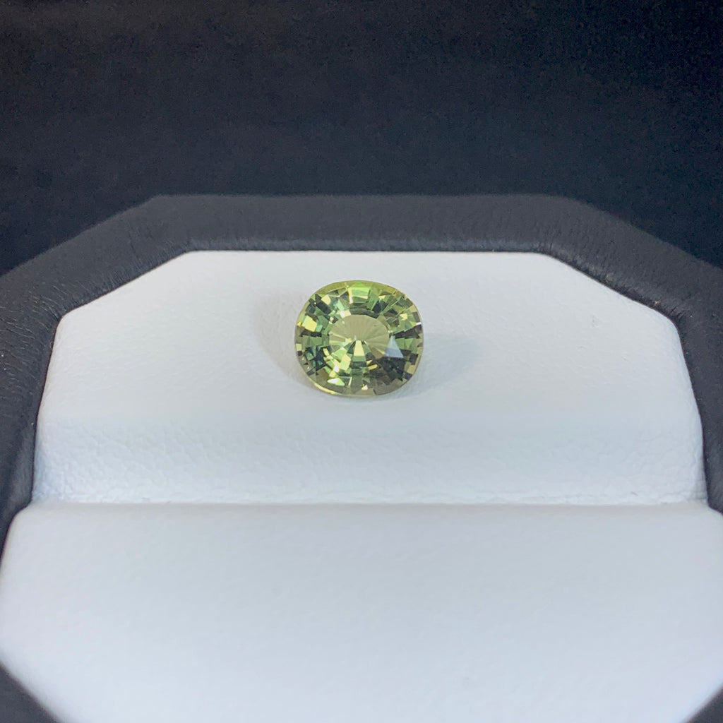 Natural Green Beryl - 1.49 ct.