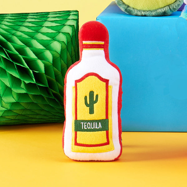 Tequila Plush Dog Toy