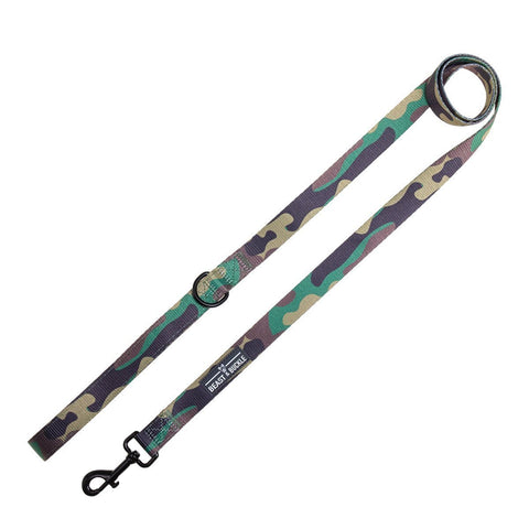 Camouflage Leash - Canine Compassion Bandanas