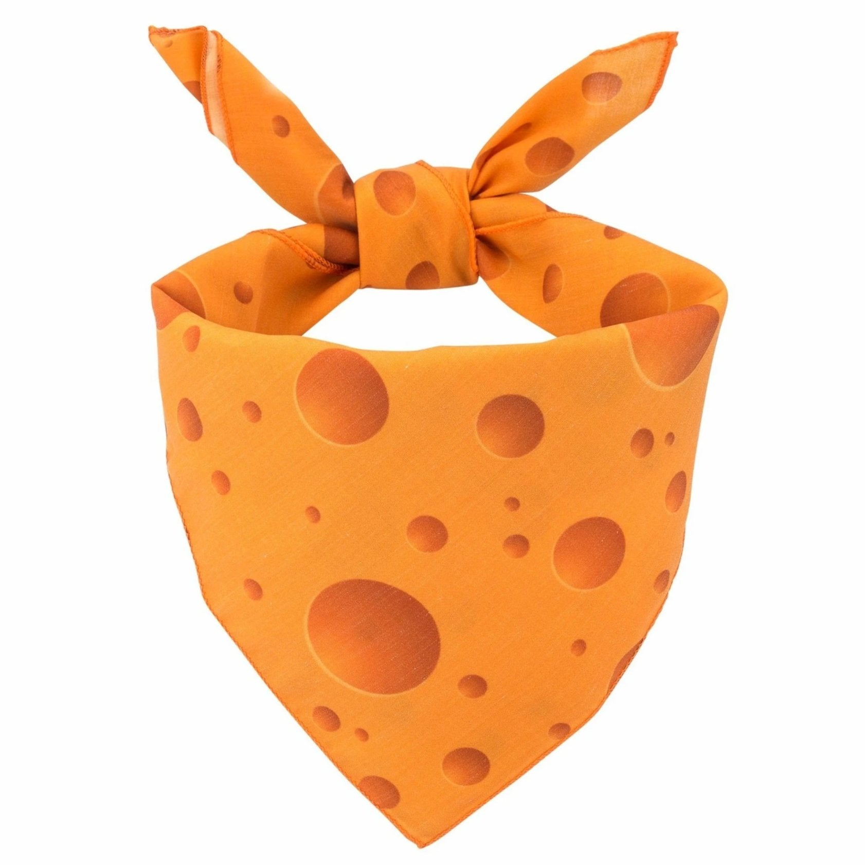 Cheese Please Dog Bandana - Canine Compassion Bandanas