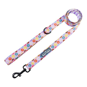 Donuts Leash - Canine Compassion Bandanas
