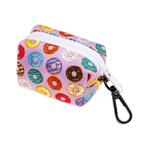 Donuts Waste Bag Holder - Canine Compassion Bandanas