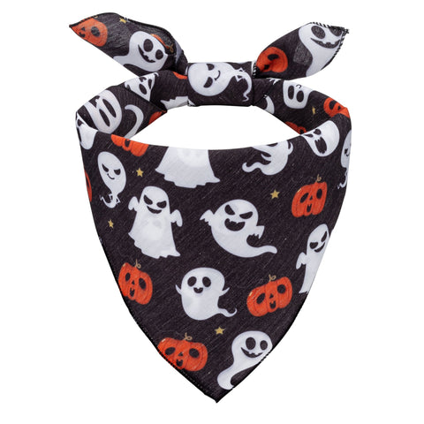 Halloween Ghosts Dog Bandana - Canine Compassion Bandanas