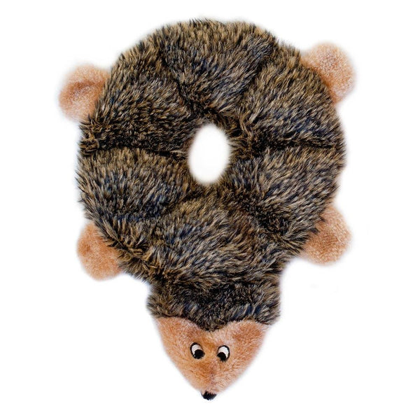 Hedgehog Loopy Dog Toy - Canine Compassion Bandanas