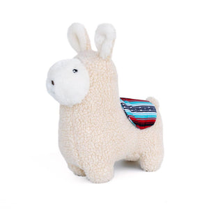 Llama Plush Dog Toy - Canine Compassion Bandanas