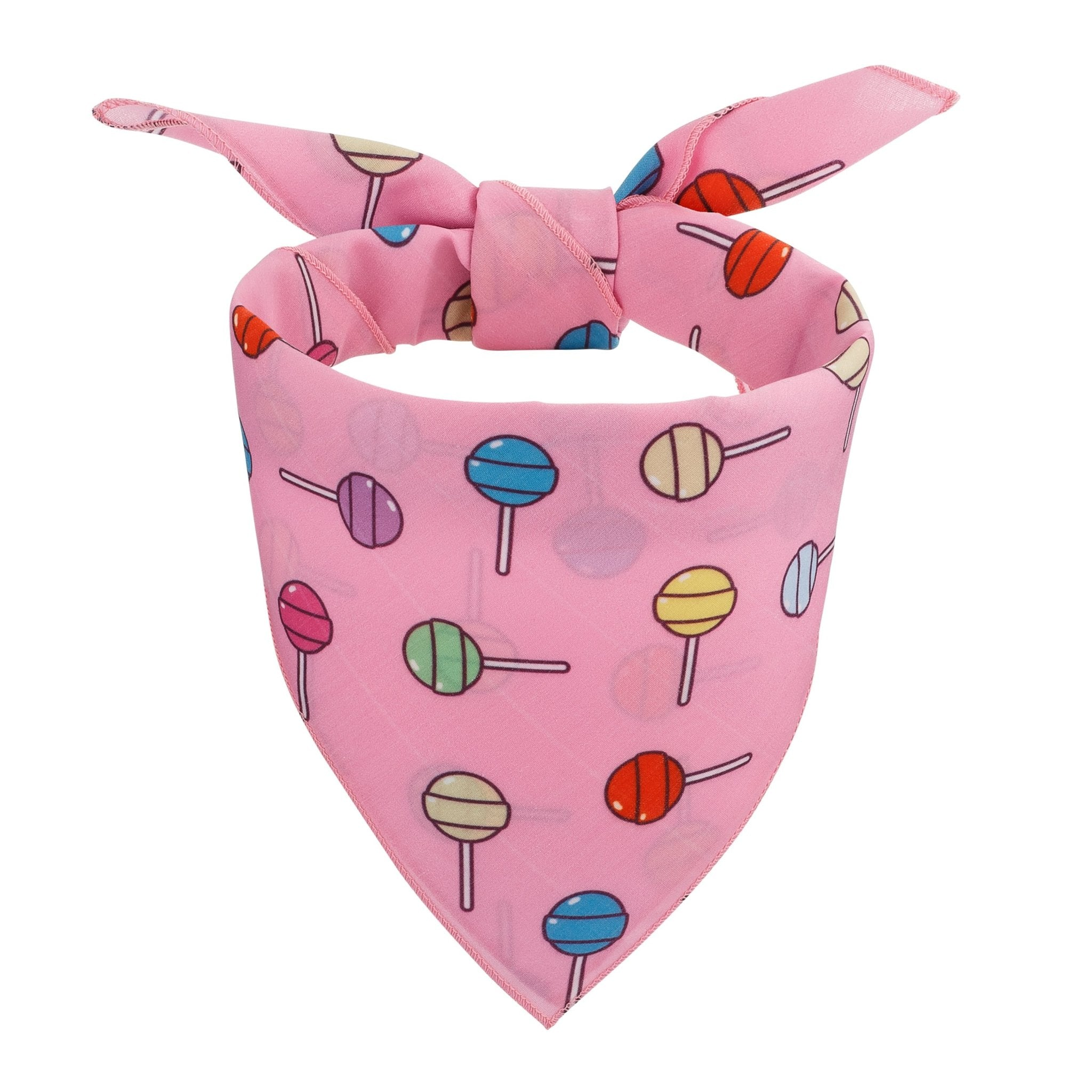 Lollipops Dog Bandana - Canine Compassion Bandanas