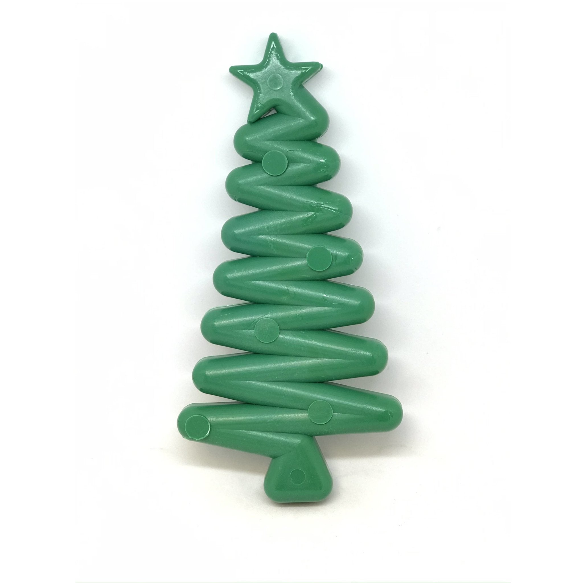 Nylon Christmas Tree Chew Toy - Canine Compassion Bandanas