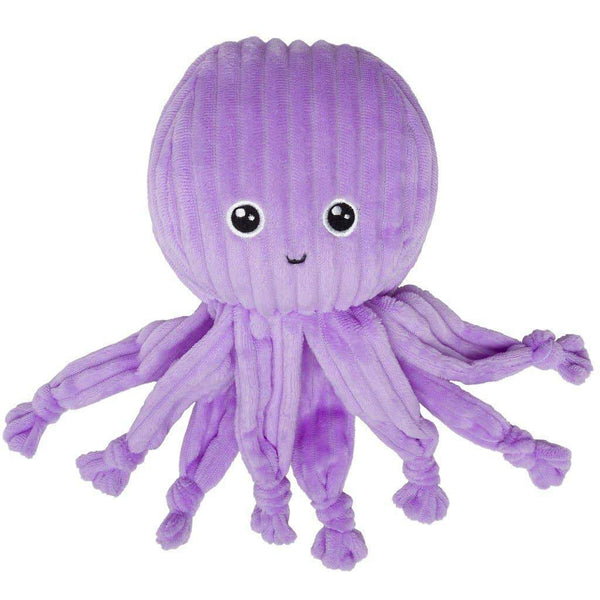 Octopus Plush Dog Toy - Canine Compassion Bandanas