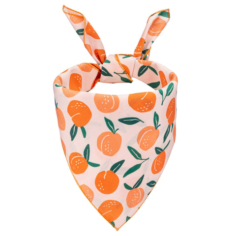 Peaches Dog Bandana - Canine Compassion Bandanas