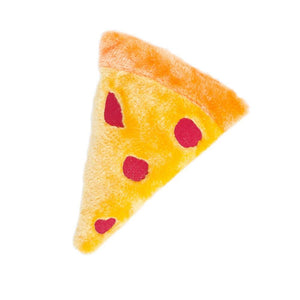 Pizza Plush Dog Toy - Canine Compassion Bandanas