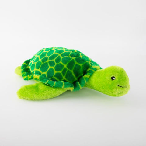 Sea Turtle Plush Dog Toy - Canine Compassion Bandanas