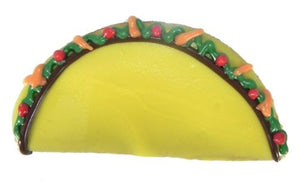Taco Decorated Dog Treat - Canine Compassion Bandanas
