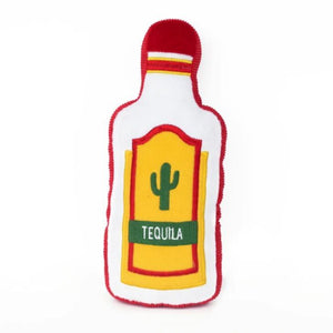 Tequila Plush Dog Toy - Canine Compassion Bandanas