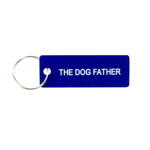 The Dog Father Keychain - Canine Compassion Bandanas