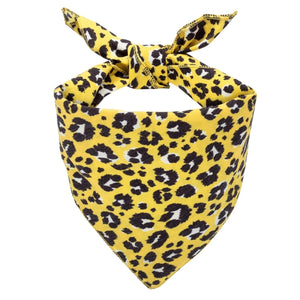 Wild Thing Dog Bandana - Canine Compassion Bandanas