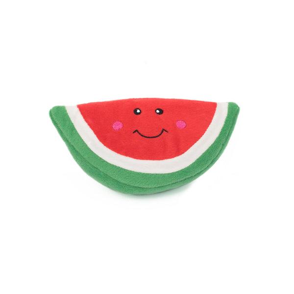 Watermelon Plush Dog Toy