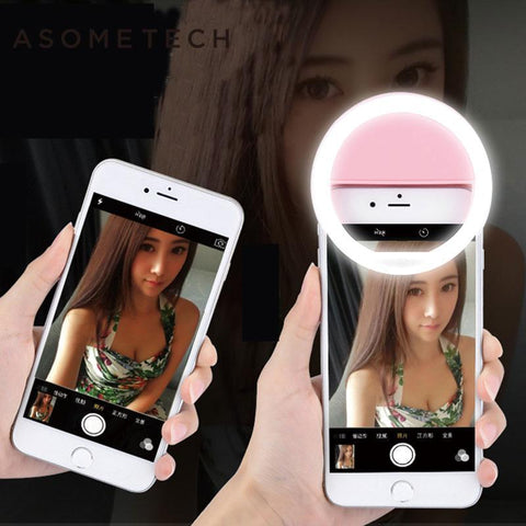 Selfie Magic ring