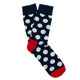 men's combed cotton socks