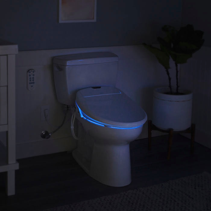 Fantastic Omigo Bidet Heated Toilet Seat Japanese Smart Toilet Ibusinesslaw Wood Chair Design Ideas Ibusinesslaworg