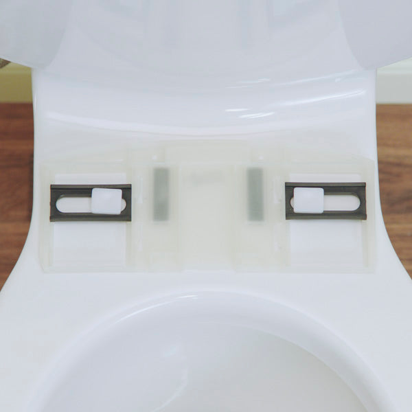 Toilet Seat Bidet Installation - Base Plate Installation