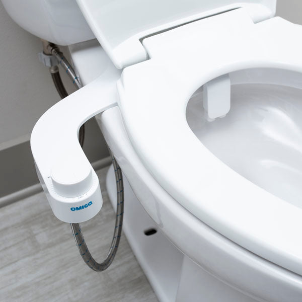 Bidet Attachment Installation - Attach Hoses
