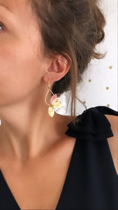 Boucles d'oreilles Collection LEONORE