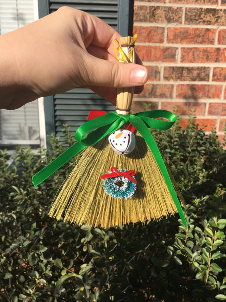 Witchy Holiday Ornaments