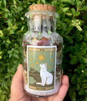 The Star Mini Witch Bottle