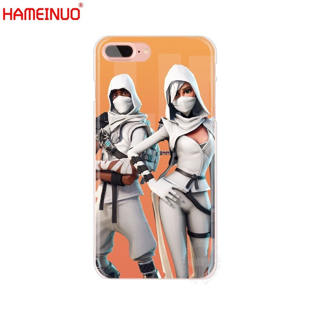 fortnite cell phone cover case for iphone x 8 7 6 4 4s 5 5s se - fortnite cover iphone se