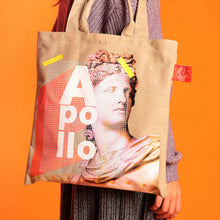 Load image into Gallery viewer, Apollo Canvas Tote Bag