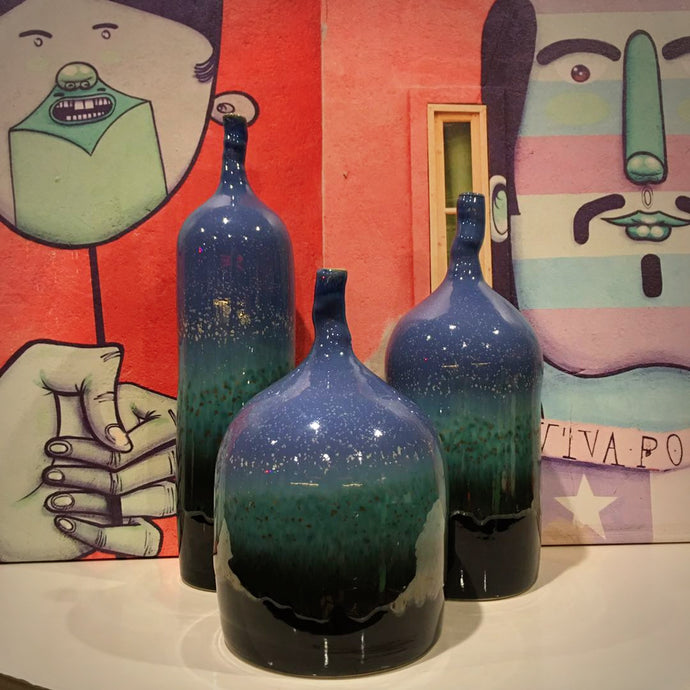 Blue Bottle Ceramics