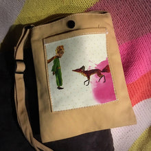 Load image into Gallery viewer, Hello Foxy Canvas Bag