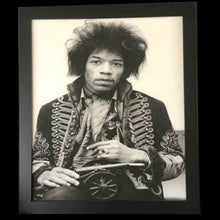 Load image into Gallery viewer, Jimi Hendrix Framed Photograph
