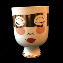 Load image into Gallery viewer, Opera Mask Vase