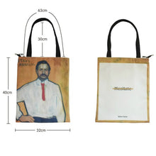 Load image into Gallery viewer, Pedro Manach Canvas Bag