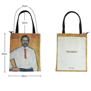 Pedro Manach Canvas Bag