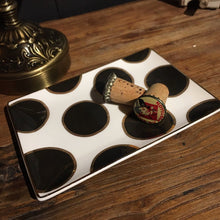 Load image into Gallery viewer, Polkadot Ceramic Dish