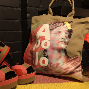 Apollo Canvas Tote Bag