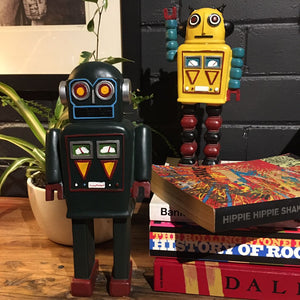Remy and Rufus Robot